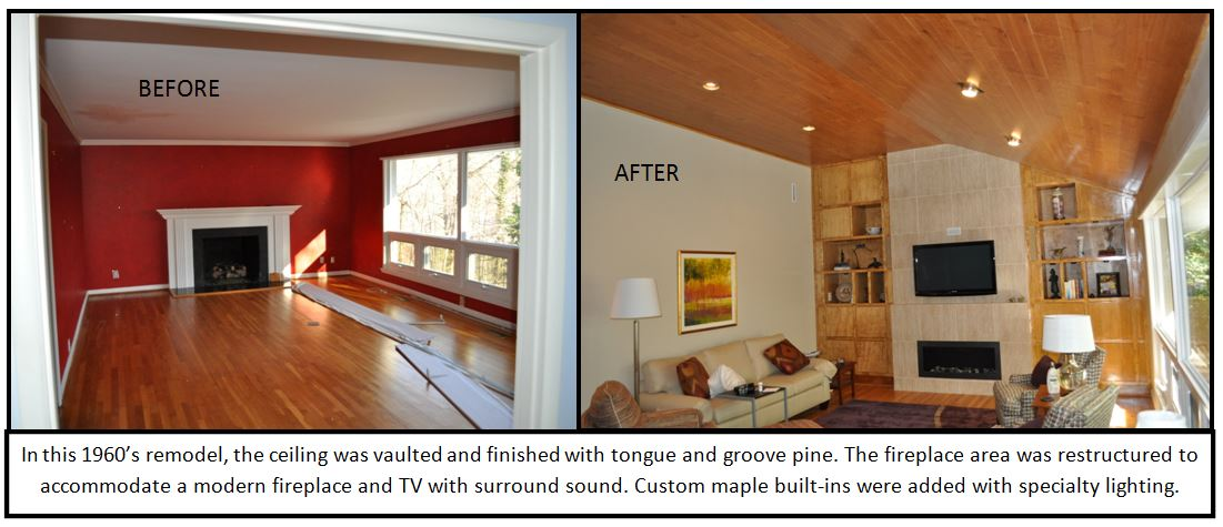 Remodeling Amp Additions M Squared Builders And Designers
